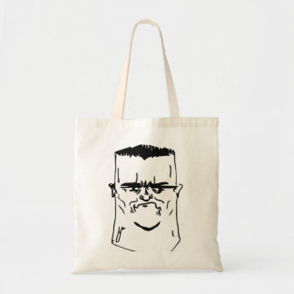 Son I am Disappoint Comic Face Tote Bag