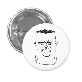 Son I Am Disappoint Father Rage Comic Meme 1 Inch Round Button