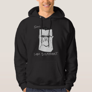 Son I Am Disappoint Father Rage Comic Meme Hoodie