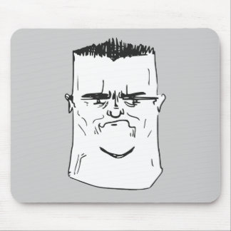 Son I Am Disappoint Father Rage Comic Meme Mouse Pad