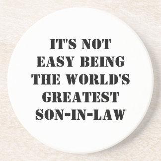 Son-In-Law Coaster