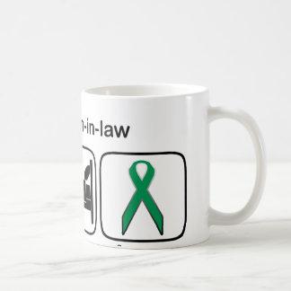 Son-in-law Eat Sleep Hope - Kidney Cancer Coffee Mug