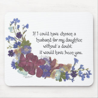Son-in-Law gift Mouse Pads
