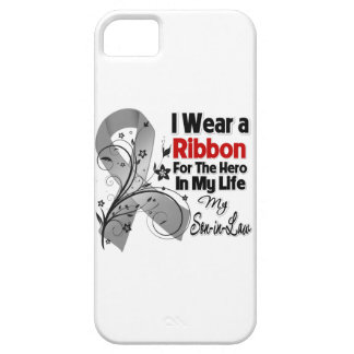 Son-in-Law Hero in My Life Brain Cancer iPhone 5 Covers