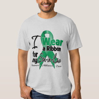 Son-in-Law - Liver Cancer Ribbon.png T-shirt