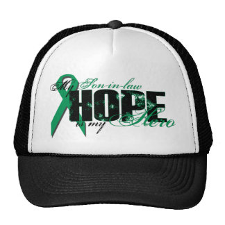 Son-in-law My Hero - Kidney Cancer Hope Trucker Hat