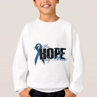 Son My Hero - Colon Cancer Hope Sweatshirt