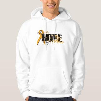 Son My Hero - Leukemia Hope Hoodie
