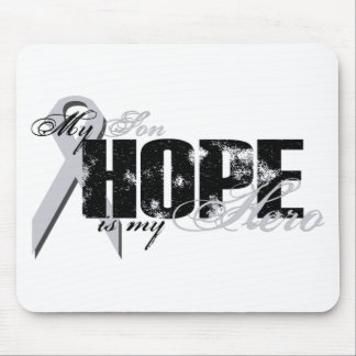 Son My Hero - Lung Hope Mouse Pad