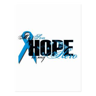Son My Hero - Prostate Hope Postcard