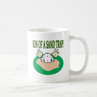 Son Of A Sand Trap Coffee Mug