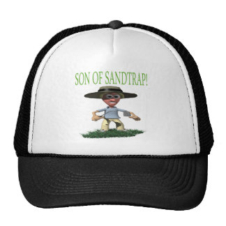 Son Of A Sandtrap Trucker Hats