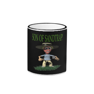 Son Of A Sandtrap Coffee Mug