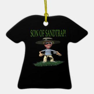 Son Of A Sandtrap Christmas Tree Ornament
