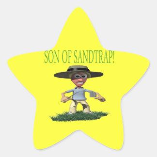 Son Of A Sandtrap Stickers