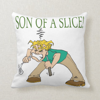 Son Of A Slice Pillows