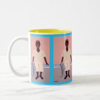 Son of Africa Mugs