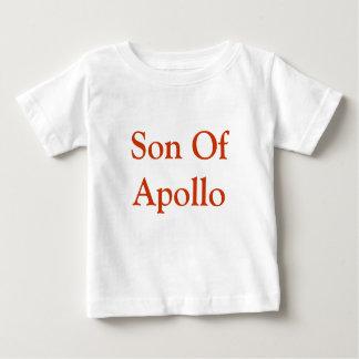 Son of Apollo Baby Top Tee Shirts