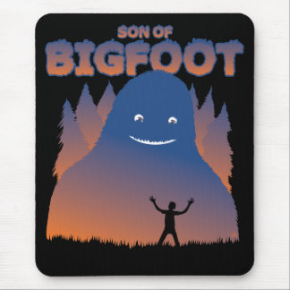 Son of Bigfoot Mouse Pad