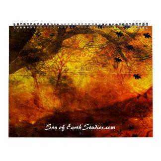 Son of Earth Studios.com 2008 Calendar