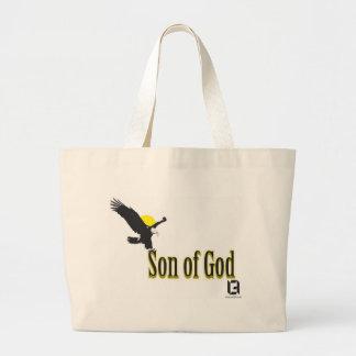Son of God jpg Large Tote Bag