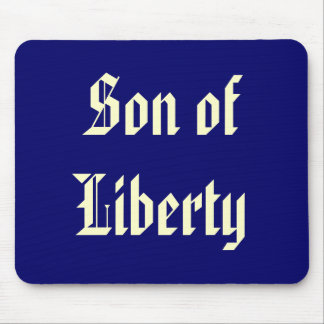 Son of Liberty Mouse Pad