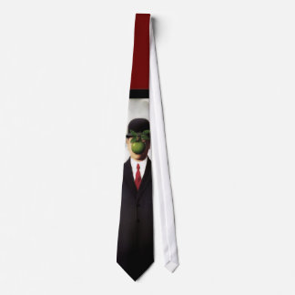 Son of Man Neck Tie