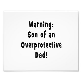 son of overprotective dad black.png photo art