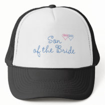 Son of the Bride Trucker Hat