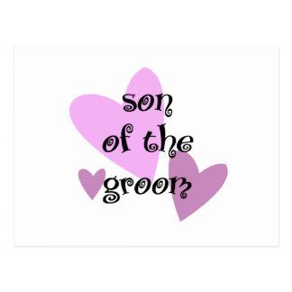 Son of the Groom Postcard
