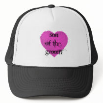 Son of the Groom Trucker Hat