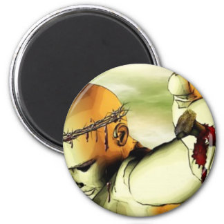 Son of the Stars 2 Inch Round Magnet