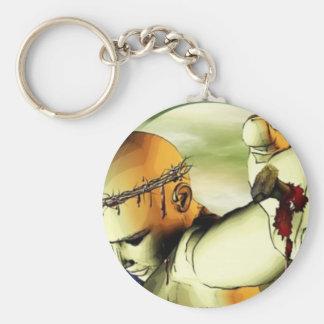 Son of the Stars Basic Round Button Keychain