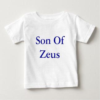Son of Zeus Baby Top T Shirt