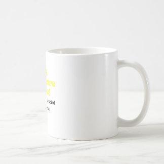Son sí mis reales los falsos intentados para taza de café