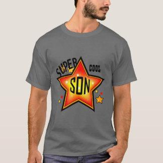 Son Super Cool Star T-shirt
