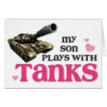 Son tanks card
