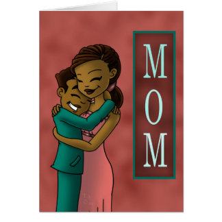 """Son to Mother """"Special Place in My Heart"""" Card"""