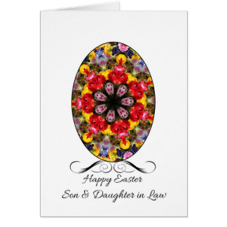 Son and wife easter gifts on zazzle son amp wife happy easter card negle Choice Image