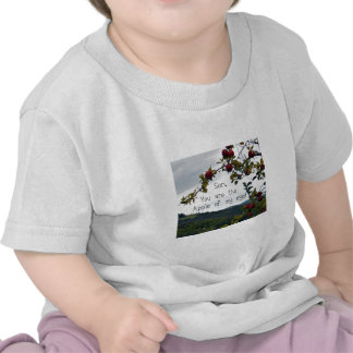 Son, you are the Apple of my eye! T-shirt