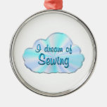 Soñador de costura ornato