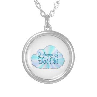 Soñador de la ji del Tai Collares Personalizados