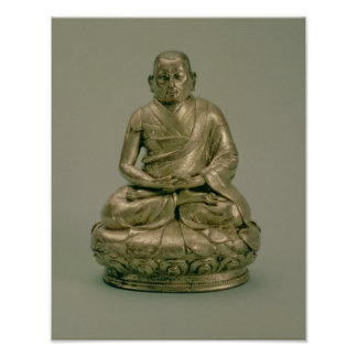 Sonam Gyatso, tercer Dalai Lama Póster