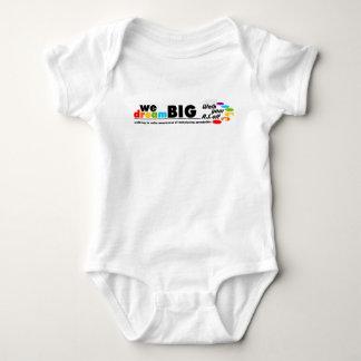 Soñamos GRANDE - camina su A.S. Off 2014 Body Para Bebé
