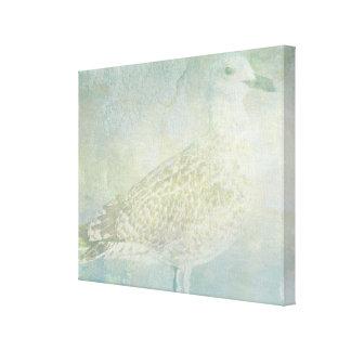 Sonata de la gaviota impresión en lona estirada