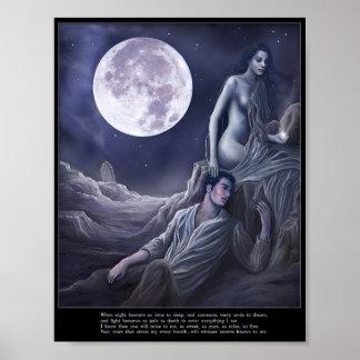 Sonata del claro de luna impresiones