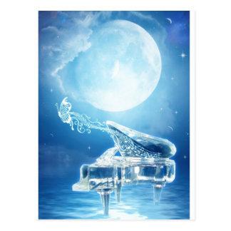 Sonata del claro de luna tarjetas postales