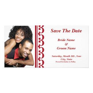 Sonata reserva roja/del blanco la fecha tarjetas personales
