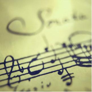 Sonata Sheet Music 1 Statuette