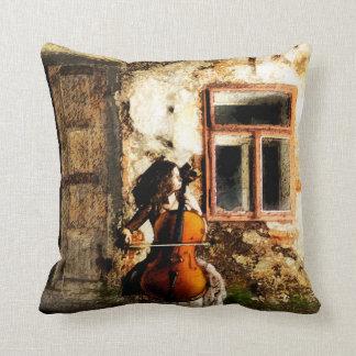 Sonata Throw Pillow